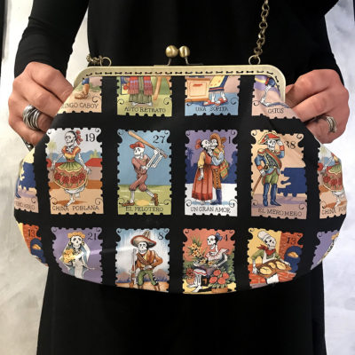 mini-bag-let-bags-carte-teschi-stoffa-pelle-artigianato-femminile-accessori-moda-crazy-art-torino