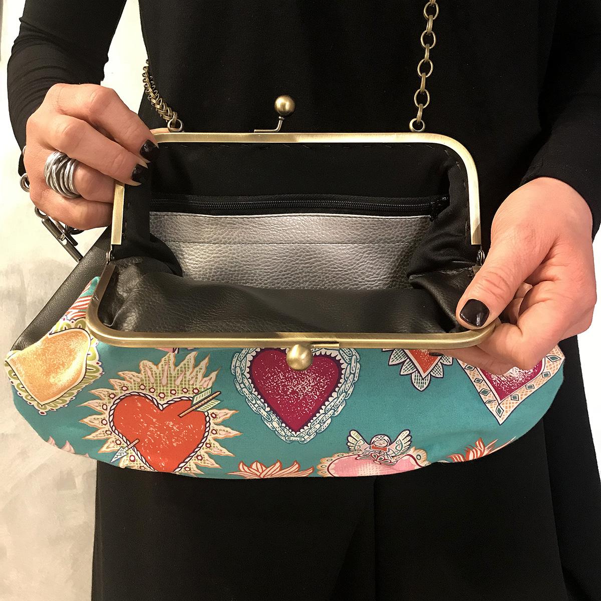mini-bag-let-bags-cuori-stoffa-pelle-artigianato-femminile-accessori-moda-crazy-art-torino