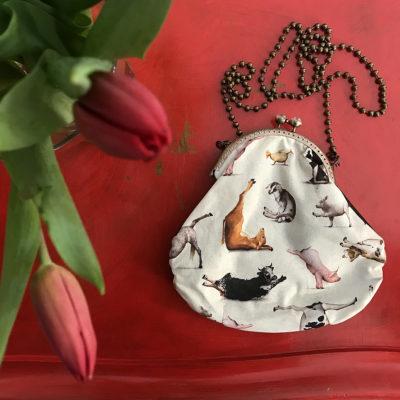 pochette-LeT-Bags-Animali-stoffa-pelle-artigianato-femminile-handmade-crazy-art-torino