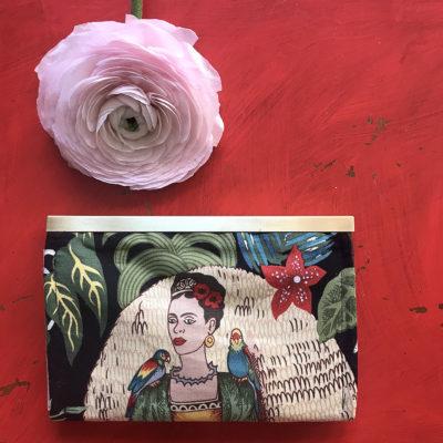 portafoglio-LeT-Bags-Frida-stoffa-pelle-artigianato-femminile-handmade-crazy-art-torino