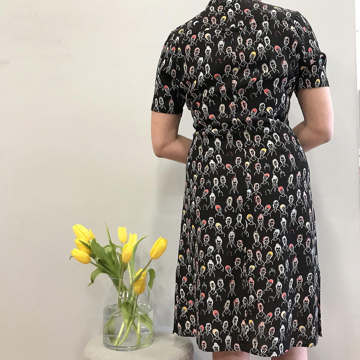 abito-camicia-visi-surkana-collezione-SS19-abbigliamento-donna-Crazy-Art-Torino