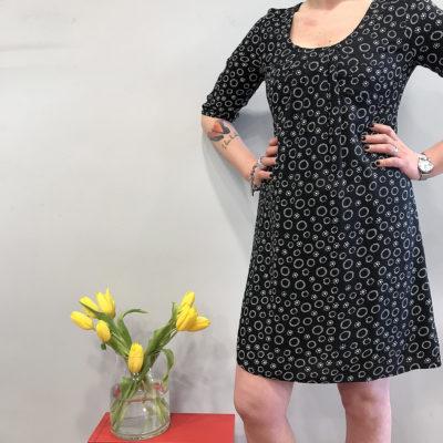 abito-manica-lunga-surkana-collezione-SS19-abbigliamento-donna-Crazy-Art-Torino