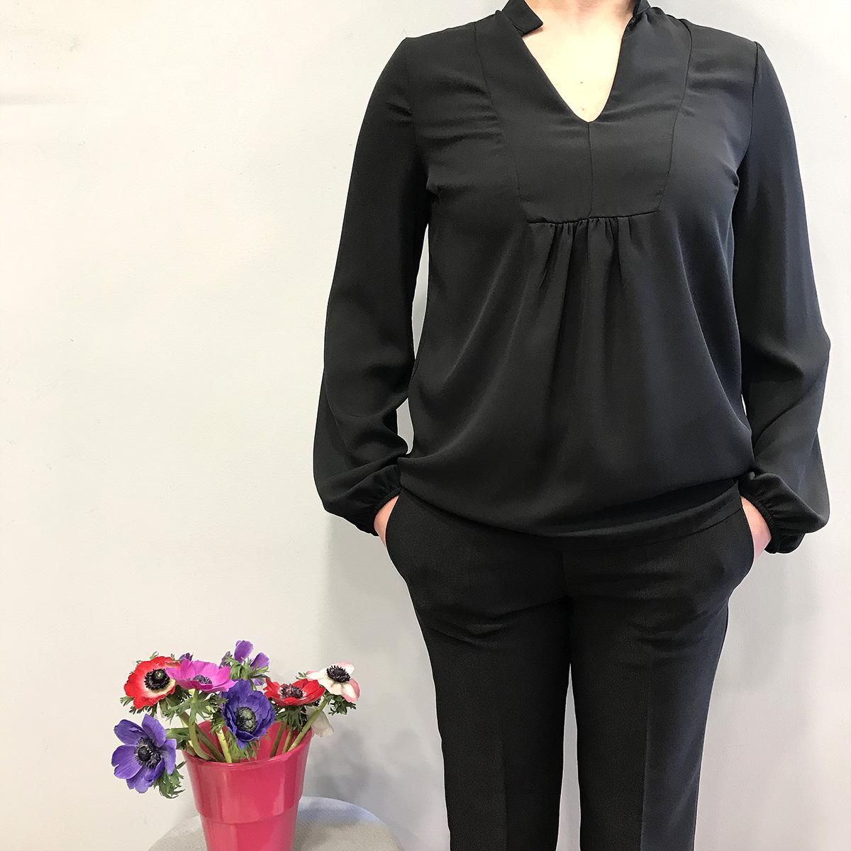 casacca-namibia-pepe-rosa-collezione-SS19-abbigliamento-donna-Crazy-Art-Torino