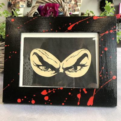 porta-foto-schizzi-rossi-intera-oggettistica-articoli-regalo-handmade-artigianato-crazy-art-torino