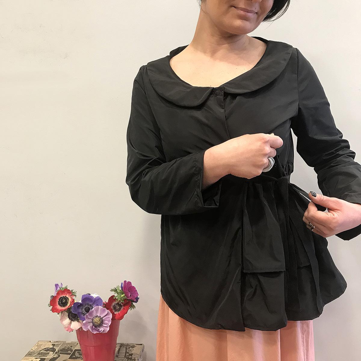 giacca-pepe-rosa-collezione-SS19-abbigliamento-donna-Crazy-Art-Torino