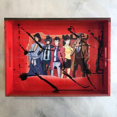 vassoio-personaggi-lupin-intero-oggettistica-articoli-regalo-handmade-artigianato-crazy-art-torino