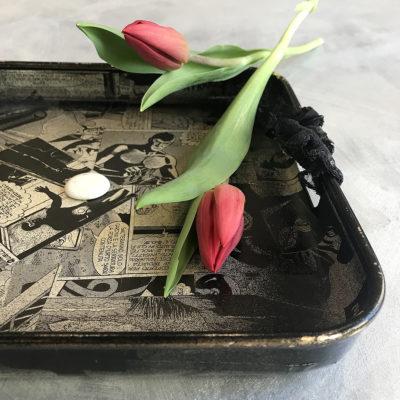 vassoio-quadrato-diabolik-particolare-oggettistica-articoli-regalo-handmade-artigianato-crazy-art-torino