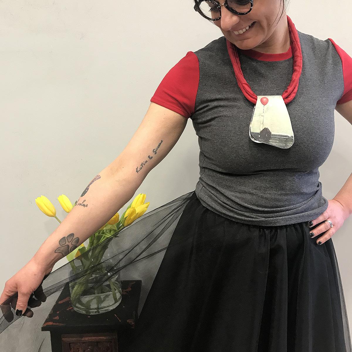 t-shirt-crazy-art-torino-sartoria-italiana-handmade